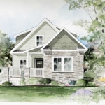 Red Oak Rendering