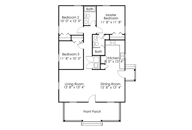 The Dogwood Home Floorplan