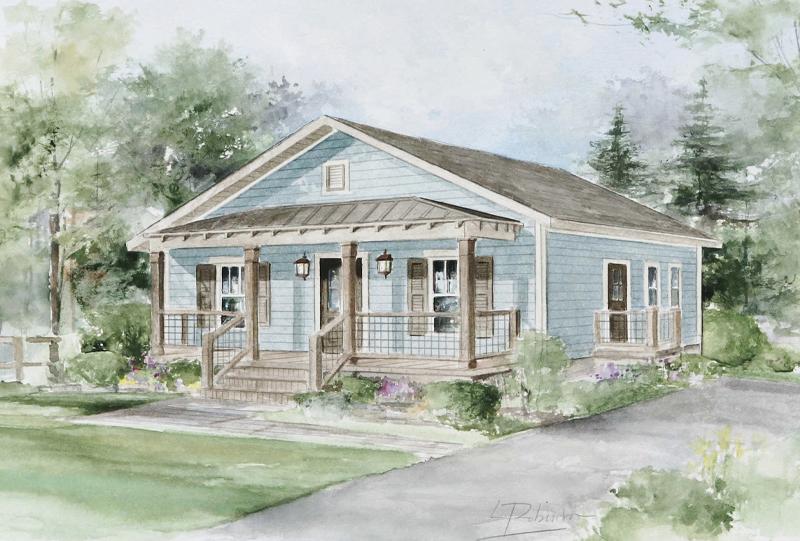 The Dogwood Home